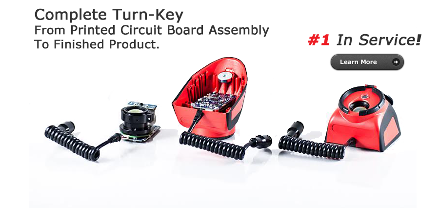 turn-key electronics